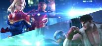 Marvel vs. Capcom: Infinite: Winter Soldier, Black Widow und Venom im DLC-Trailer; Demo-Phase auf PS4 steht an