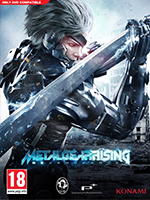 Alle Infos zu Metal Gear Rising: Revengeance (PS_Vita)