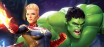 Superhelden-Action mit Hulk und Rocket Raccoon für Oculus Rift mit Touch