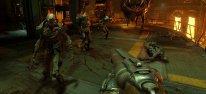 Doom kann mit den gro�en Shootern mithalten