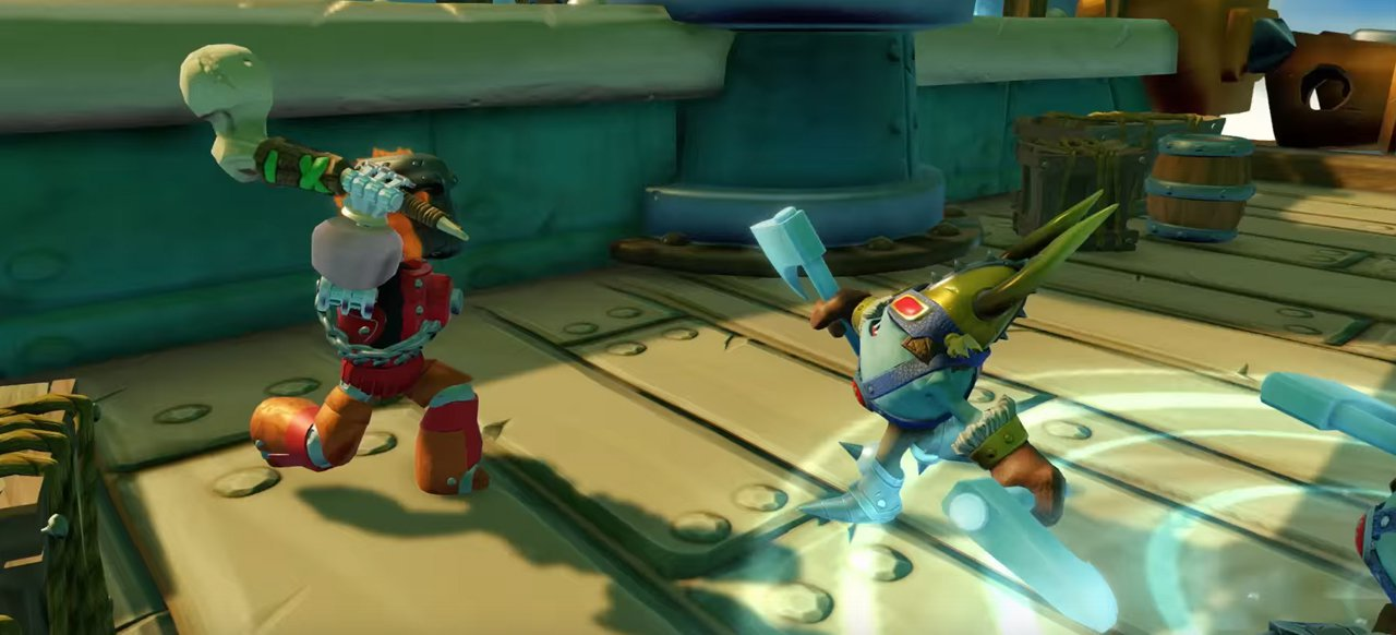 Skylanders: Imaginators (Action) von Activision Blizzard