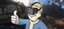 """Fallout 4 VR: """"Vollwertige VR-Version"""" wird am 12. Dezember erscheinen; Hardware-Bundle mit HTC Vive"""