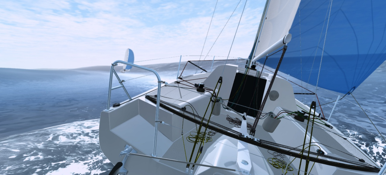 Sailaway - The Sailing Simulator (Simulation) von The Irregular Corporation