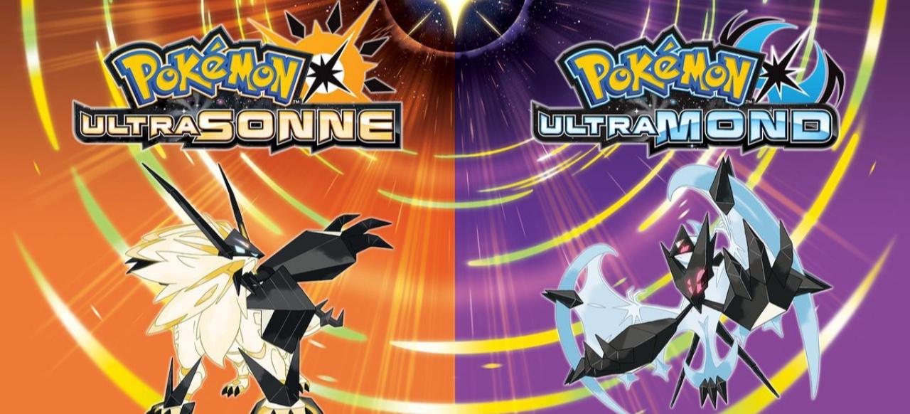 Pokémon Ultrasonne & Ultramond (Rollenspiel) von Nintendo