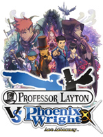 Alle Infos zu Professor Layton vs. Phoenix Wright: Ace Attorney (3DS)