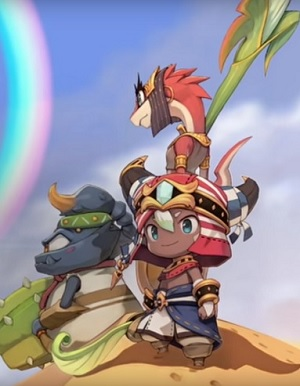 Alle Infos zu Ever Oasis (3DS)