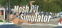 Mosh Pit Simulator: Physik-Spielplatz mit knochenlosen Humanoiden ist in den Early Access gestartet