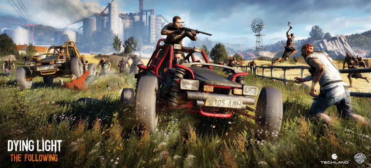 Dying Light: The Following (Action) von Warner Bros. Interactive Entertainment