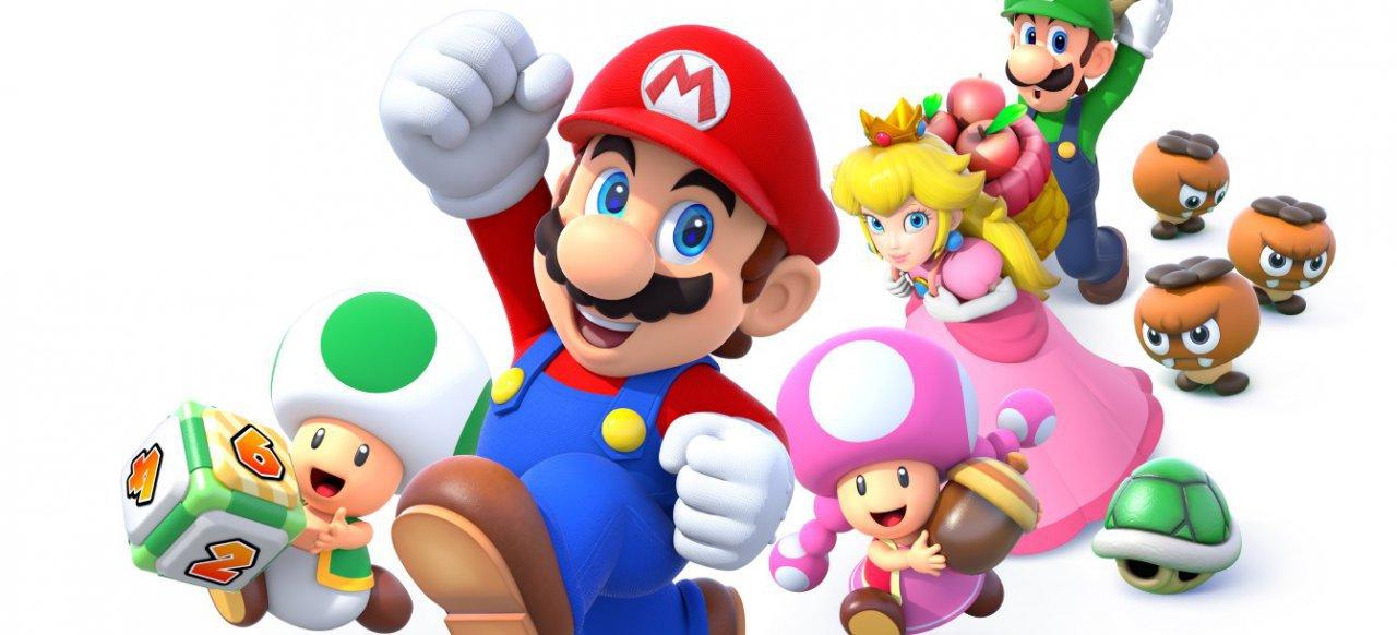 Mario Party: Star Rush (Geschicklichkeit) von Nintendo