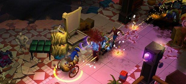 Second Chance Heroes (Action) von Rocket City Studios