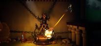 Hollowed: Zwei Charaktere mit einem Gamepad steuern; kostenloses Abenteuer auf Steam