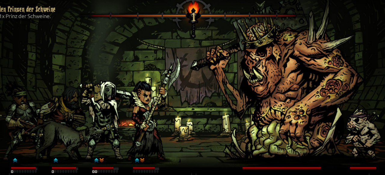 Darkest Dungeon (Rollenspiel) von Red Hook