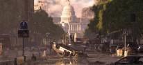 """The Division 2: Drei """"Dark Zones"""", mehrere Stufenbereiche, PvP-Konflikte und drei Fraktionen im Story-Trailer"""