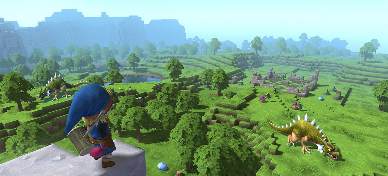 Dragon Quest Builders (Simulation) von Square Enix
