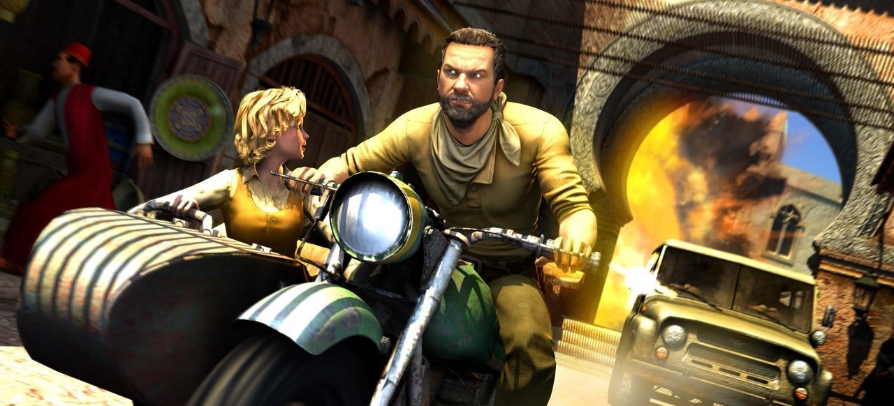 Lost Horizon 2 (Adventure) von Deep Silver