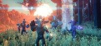 Open-World-Sandbox � la Minecraft f�r PlayStation 4 und PC