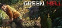 Green Hell: Ausführliche Spielszenen aus der Dschungelhölle des Amazonas