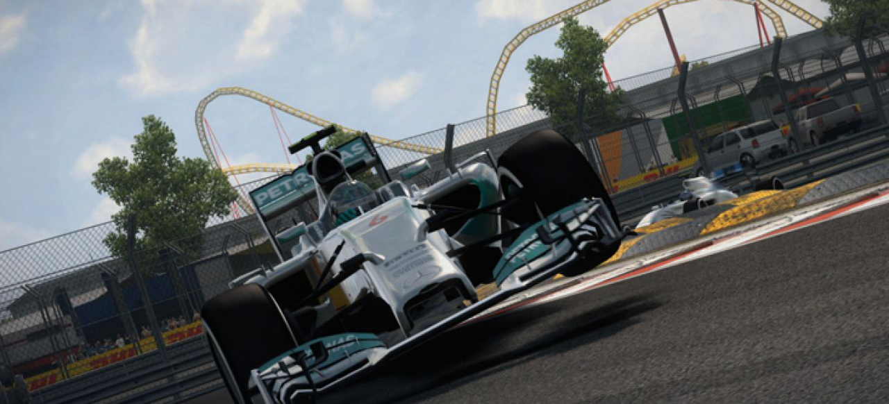 f1 2014 test rennspiel xbox 360 pc playstation 3. Black Bedroom Furniture Sets. Home Design Ideas