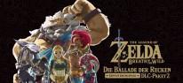 The Legend of Zelda: Breath of the Wild - Die Ballade der Recken: Entwickler über Eponator Zero und die Herausforderung