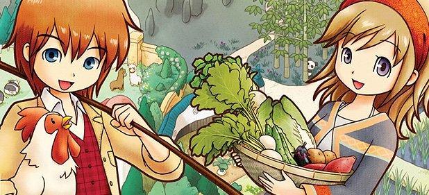 Harvest Moon: Geschichten zweier Städte (Simulation) von Rising Star Games / Koch Media