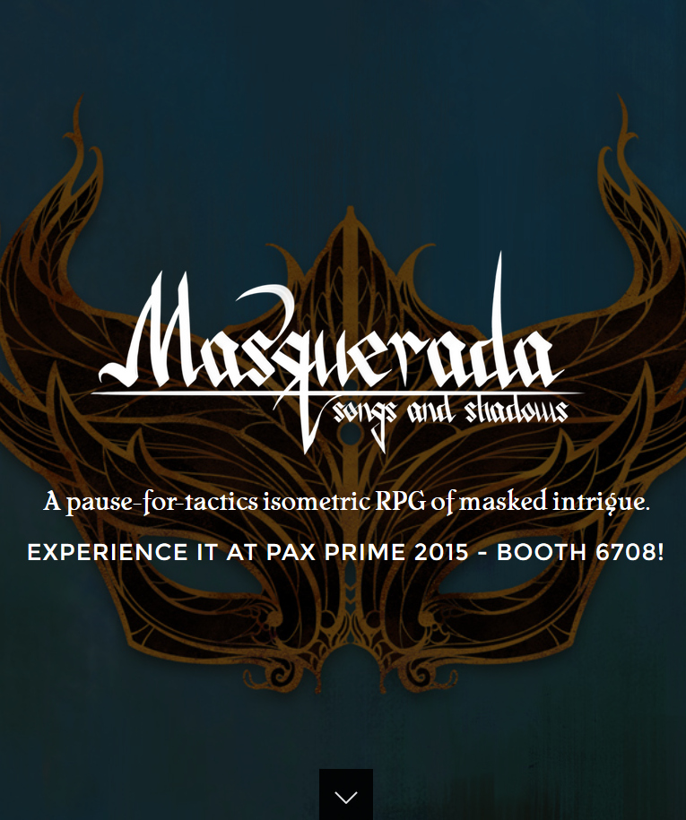 Alle Infos zu Masquerada: Songs and Shadows (PC)