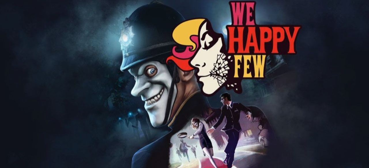 We Happy Few (Action) von Compulsion Games