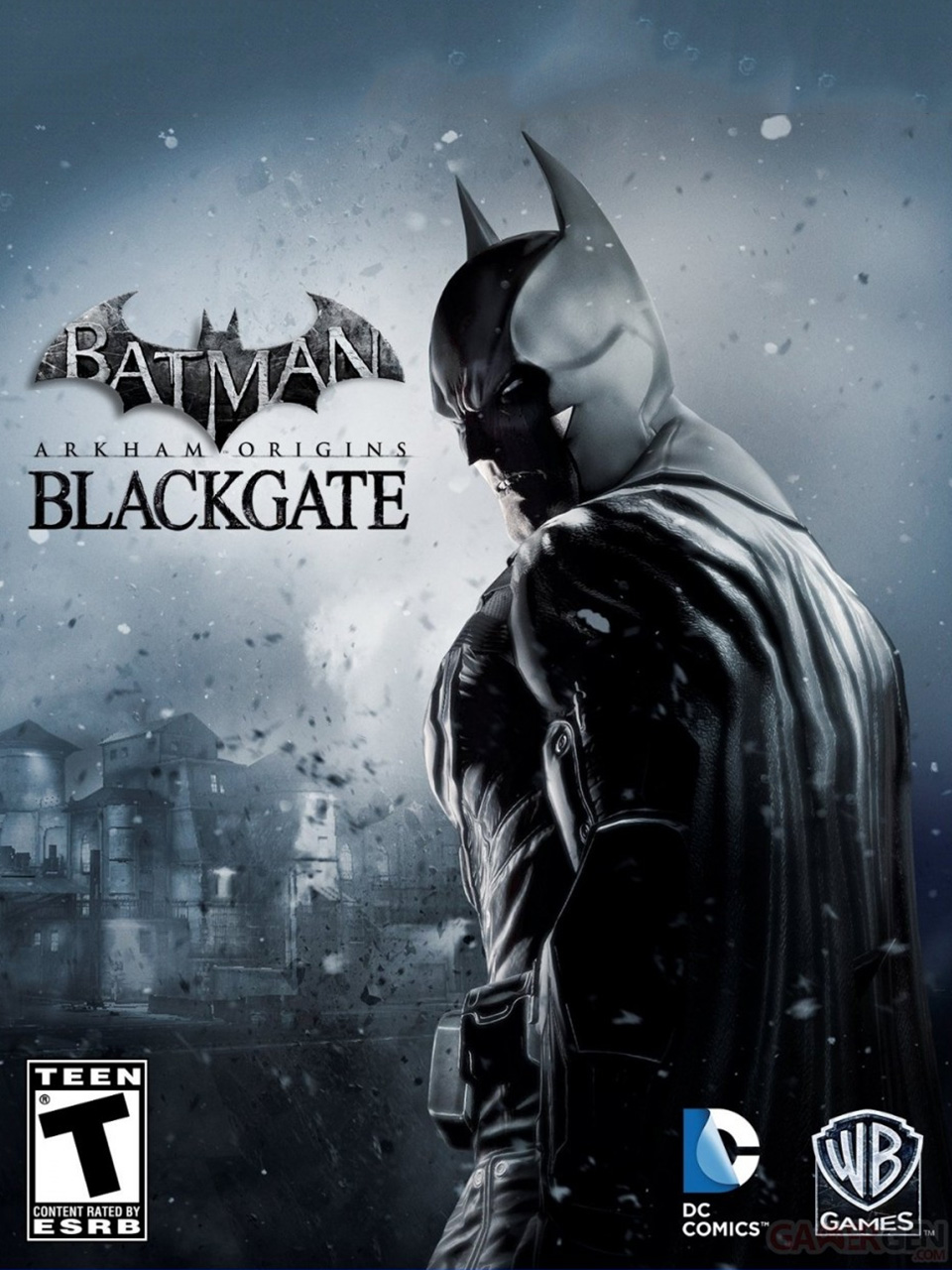 Alle Infos zu Batman: Arkham Origins - Blackgate (PlayStation3)