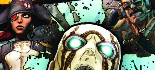 Borderlands 2: Add-On Content Pack (Shooter) von 2K Games