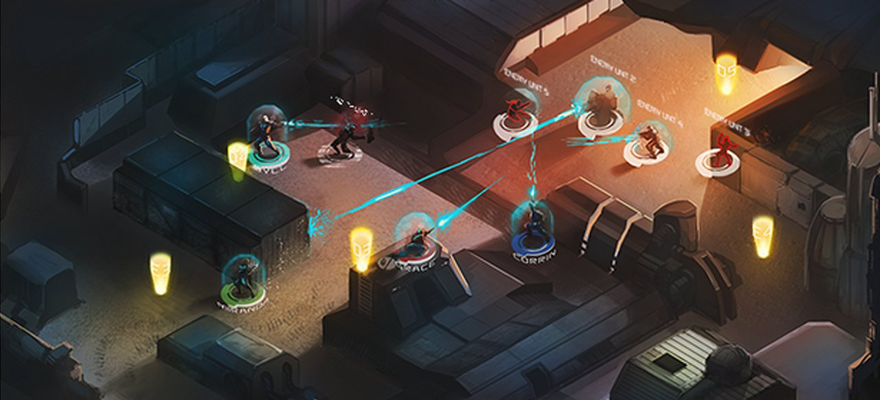 There Came an Echo (Strategie) von Iridium Studios
