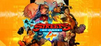 Streets of Rage 4: Neue Screenshots und ein kurzer Spielszenen-Clip