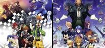 Kingdom Hearts HD 1.5 + 2.5 ReMIX: In HD neu aufgelegte Sammlung mit sechs Spielen f�r PlayStation 4 angek�ndigt