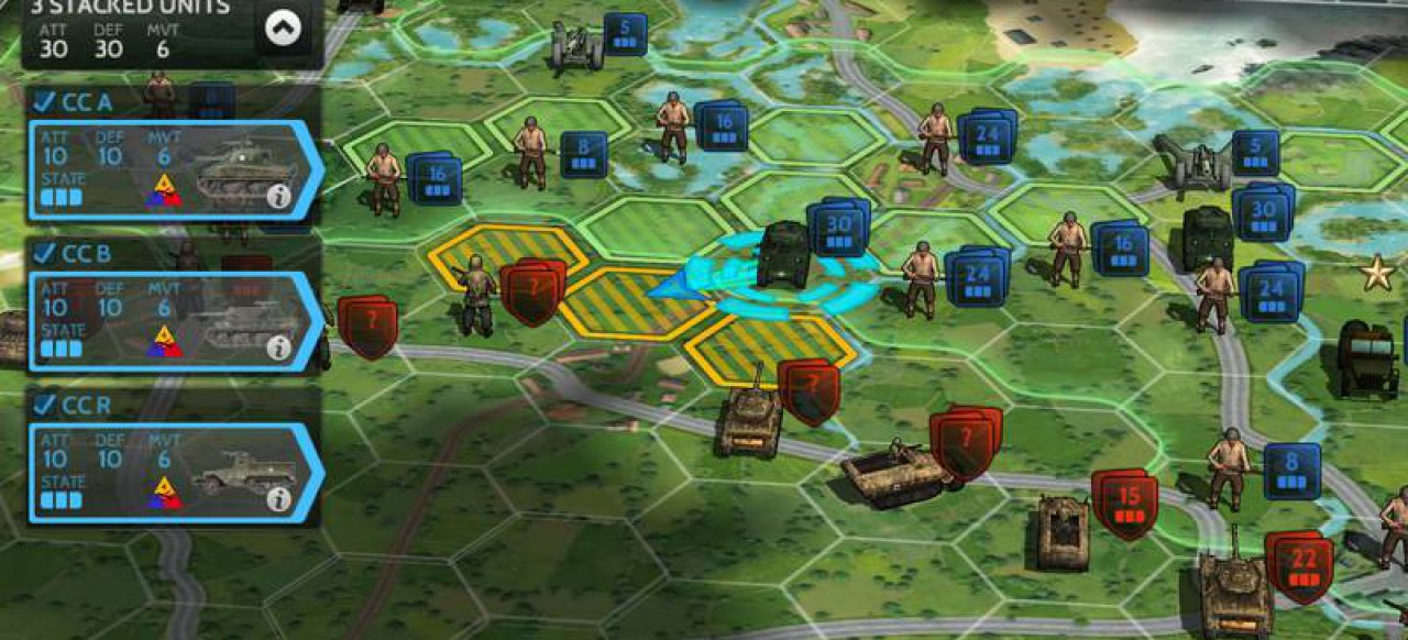 Wars and Battles (Strategie) von ÜberStrategist