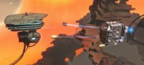 Galactic Junk League: Schrottige Raumschiffe in der Weltraumarena