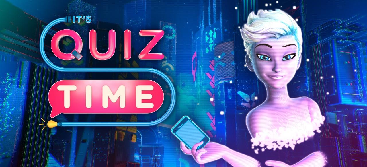 It's Quiz Time (Geschicklichkeit) von Vision Games Publishing LTD