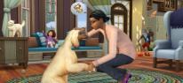 Die Sims 4: Hunde & Katzen: Erweiterung für PC und Mac erhältlich