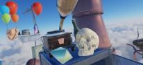 Crazy Machines VR: Puzzles mit Kettenreaktionen für VR-Headsets angekündigt