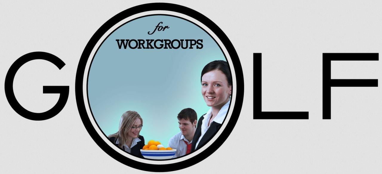 Golf for Workgroups (Geschicklichkeit) von Devolver Digital