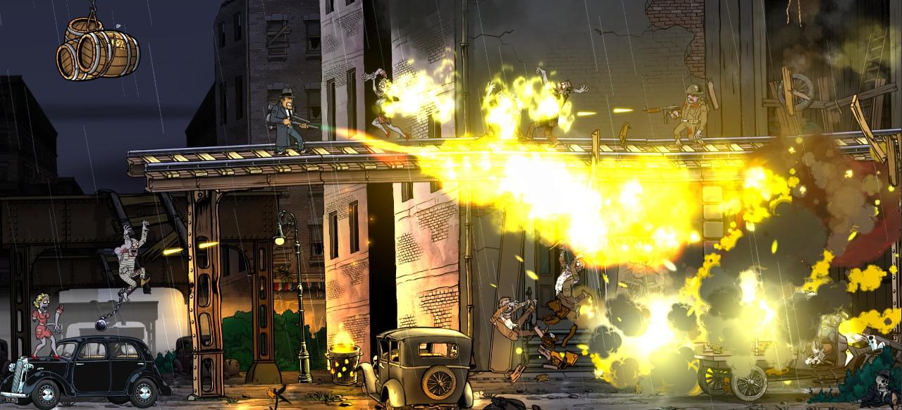 Guns, Gore & Cannoli 2 (Action) von Crazy Monkey Studios