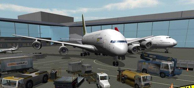 Airport-Simulator 2013  (Simulation) von Rondomedia