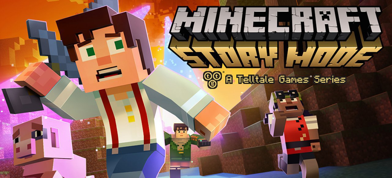 Minecraft Story Mode Episode Order Up PC Test News Video - Minecraft story mode spieletipps