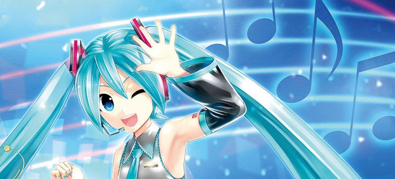 Hatsune Miku: Project Diva X (Geschicklichkeit) von SEGA