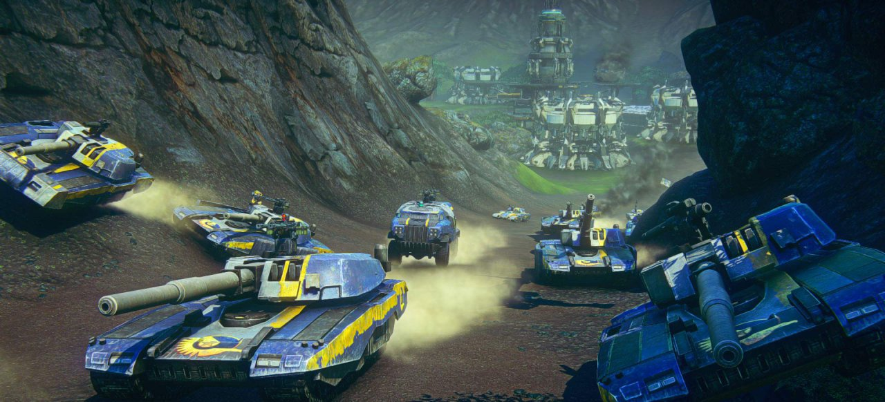 PlanetSide 2 (Shooter) von Sony Online Entertainment