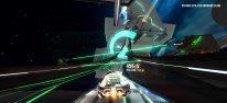 Survival-Racer mit halsbrecherischen Manövern