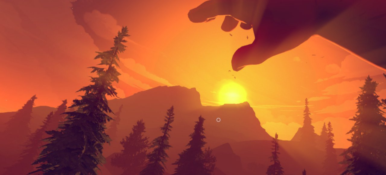 Firewatch (Adventure) von Panic Inc.