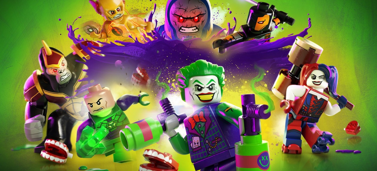 Lego DC Super-Villains (Action) von Warner Bros. Interactive Entertainmnet