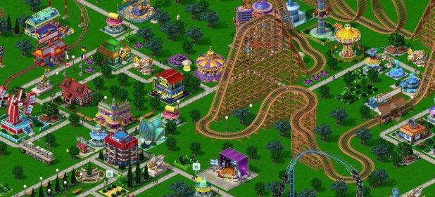 Rollercoaster Tycoon 4 (Simulation) von Atari