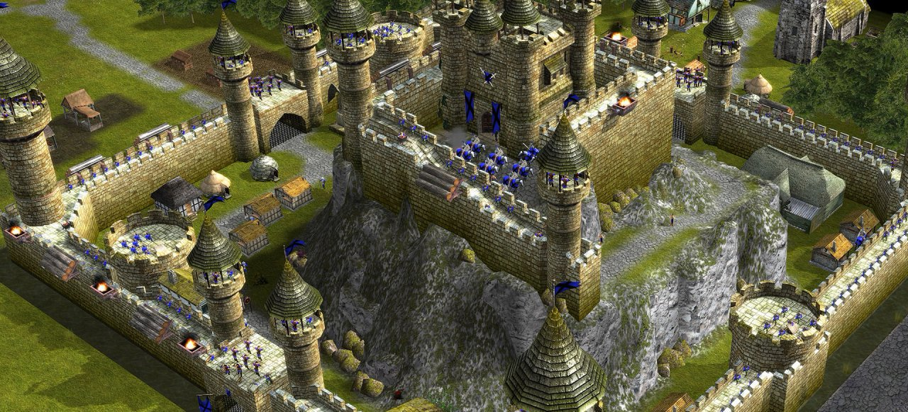 Stronghold Legends (Strategie) von Take 2