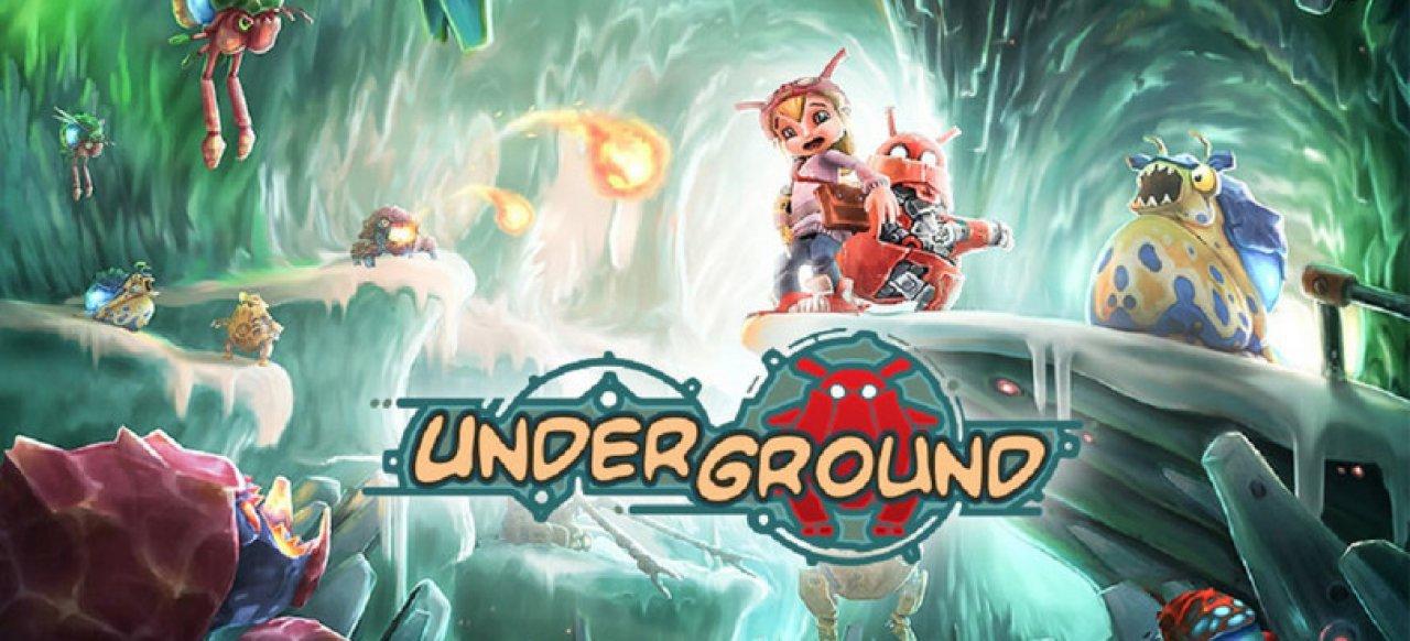 Underground (Geschicklichkeit) von Nintendo