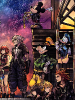 Alle Infos zu Kingdom Hearts 3 (PlayStation4,XboxOne)