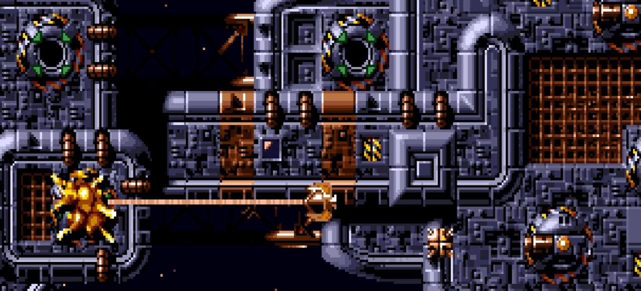 Uridium 2 (Action) von Renegade Software